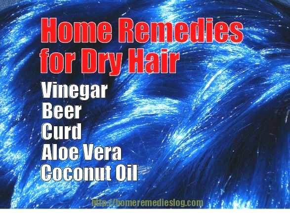 home remedies for dry hair - meme