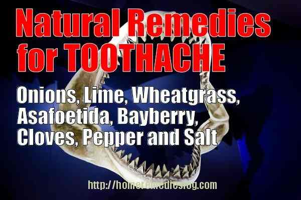 natural remedies for toothache - meme