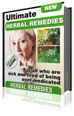 ultimate herbal remedies - ebook cover