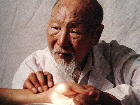 ancient chinese healer