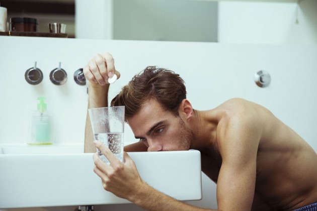 Treating a Hangover with Natural Remedies