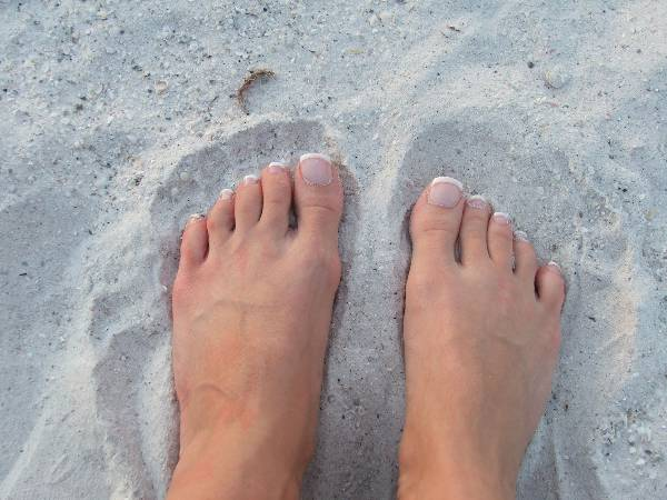 If Your Feet Could Talk, What They'd Say About Your Health