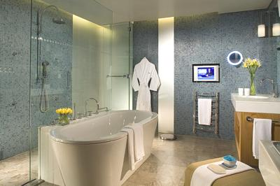 Creating a Therapeutic Bathroom