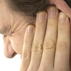 infected ear pain