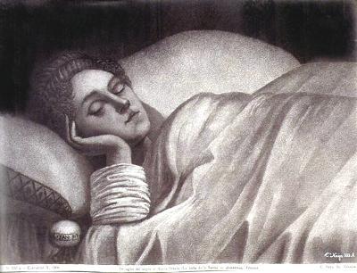 woman-sleeping-drawing